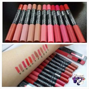 M.N Kiss Proof Soft Lipstick