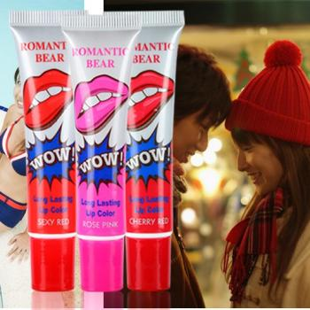 OFFER ~ Romantic Bear Lip Tattoo Long Lasting Color 15g