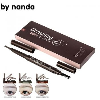 By Nanda Drawing Eyebrow 2IN1 Pen