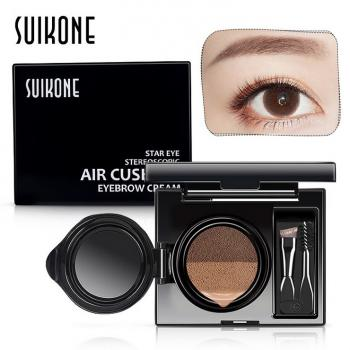 SUIKONE Air Cushion Eyebrow Cream