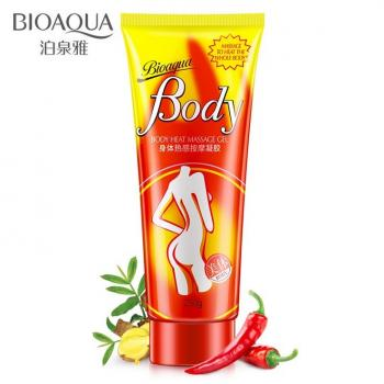 BIOAQUA Body Heat Massage Gel 250g
