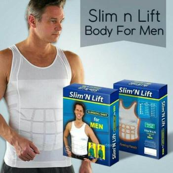 Slim'N Lift Slimming Singlet For Men