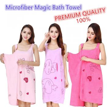 Microfiber Magic Bath Towel