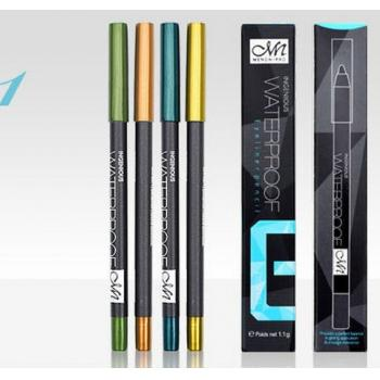 M.N Ingenious Waterproof Eyeliner Pencil [P13011]