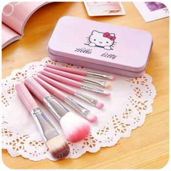 Hello Kitty 7in1 Mini Brush Kit