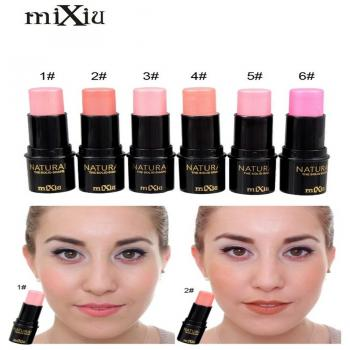 MIXIU Natural The Solid Shape Blusher