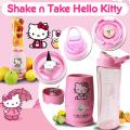 Shake n Take Hello Kitty Juice Blender *2 Bottles*