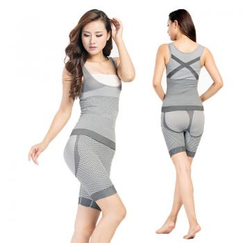 Natural Bamboo 2IN1 Slimming Suit