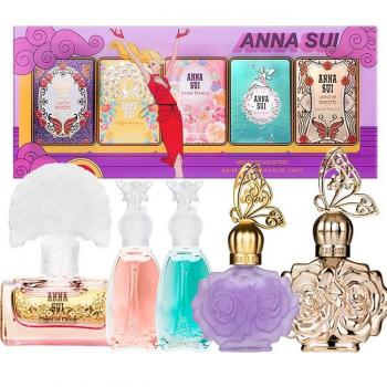 ANNA SUI Miniature Perfume Collection