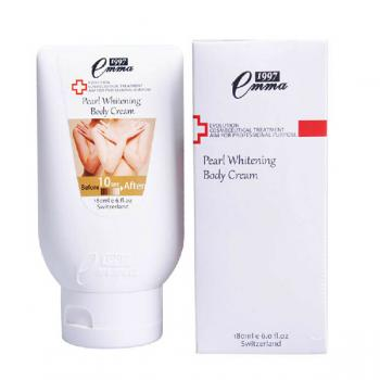 EMMA Pearl Whitening Body Cream 180ml
