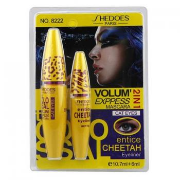 SHEDOES 2IN1 Mascara + Eyeliner #8222